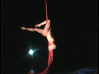 "Circo SOQ - Aerial Solo ""Flagelation"""