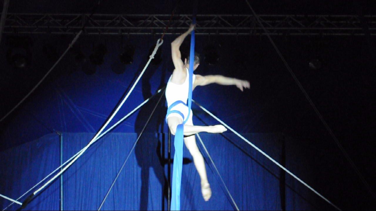 """Circo SOQ - Aerial Solo """"Liric"""""""